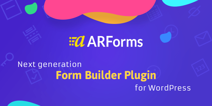 ARForms Plugin